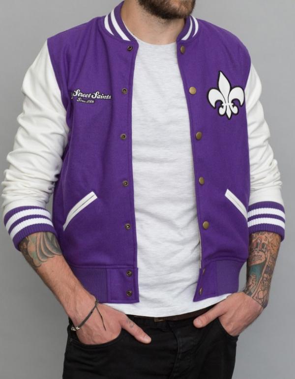 Saints Row Varsity Jacket