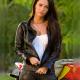 Star Fox Leather Jacket