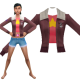 Stevonnie Leather Jacket
