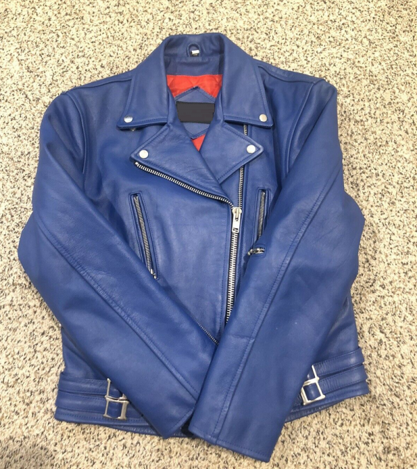 The Defector Leather Jacket