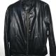 Uniqlo Harringtons Leather Jacket