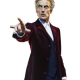 12th Doctors Who Maroons Coat