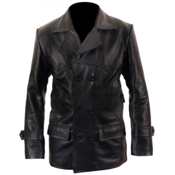 9th Doctor Who Leather Jacket
