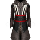 Aguilar Leather Coat
