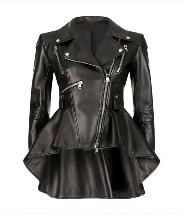 Allison Hargreeves Leather Jacket