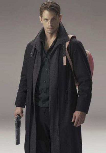 Altered Carbon Wools Coat