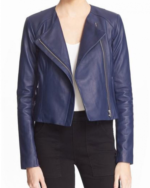 Arrow Felicity Smoak Leather Jacket