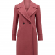 Bettys Cooper Pink Coat