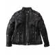Birds Of Prey Black Canary Blazer Coat