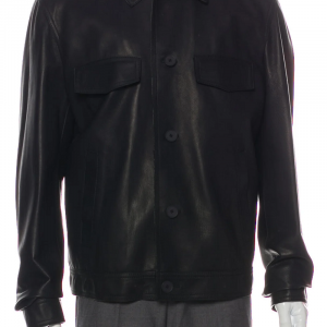 Bottega Veneta Calf Leather Jacket
