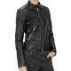 Claras Oswald Leather Jacket