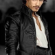 Cyberpunk Draculas Leather Jacket