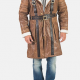 Elder Maxson Leather Coat