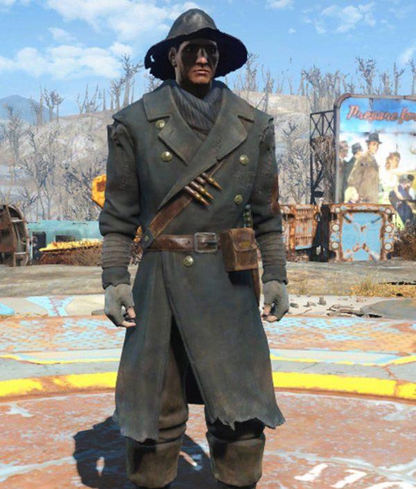 Fallout 76 Hunters Longs Coat
