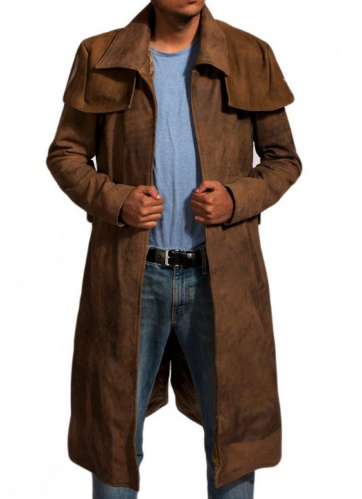 Fallouts NCR Ranger Duster Coat
