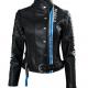 Fragiles Express Leather Jacket