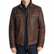 Grant Ward Leather Jacket