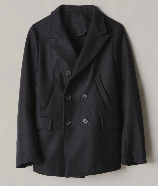 James Bond Skyfall Peacoat