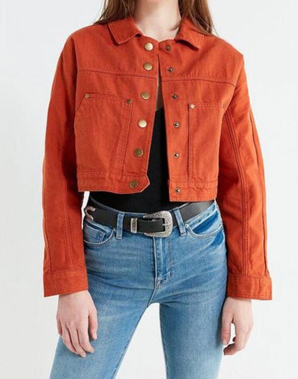 Little Fires Everywhere Denim Jacket