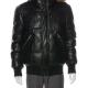 Mackage Glen Down Leather Jacket