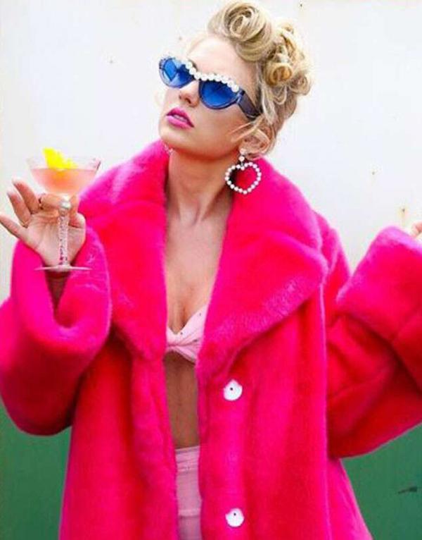 Miss Americana Fur Coat