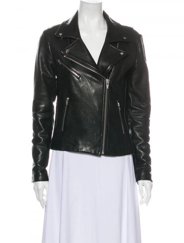 Reformation Leather Jacket