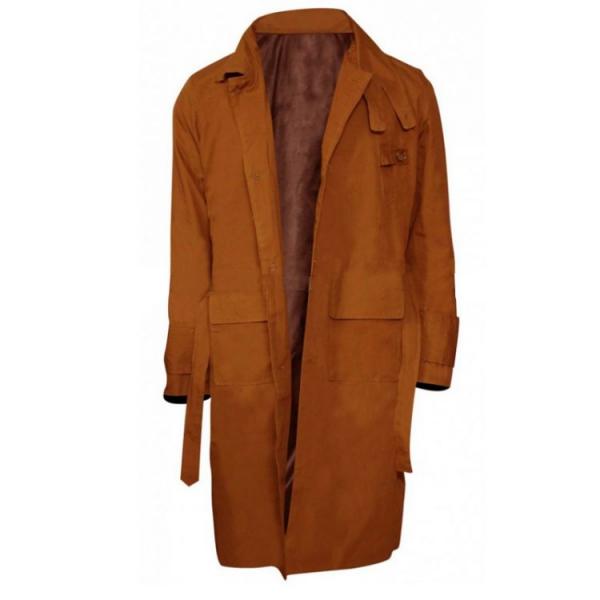 Rick Deckard Trench Coat