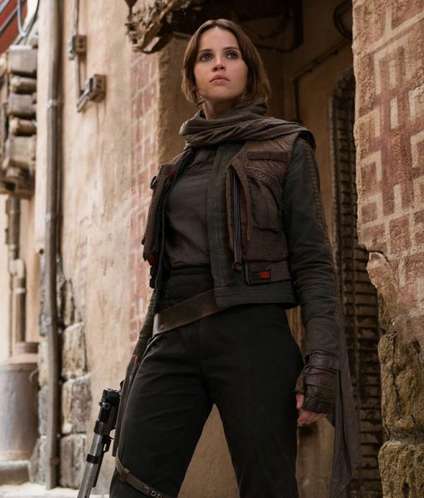 Star Wars Rogue One Jyns Erso Jacket