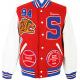 Supreme Tiger Letterman Jacket