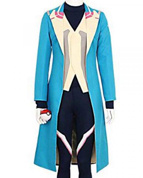 Team Mystic Pokemon Coat