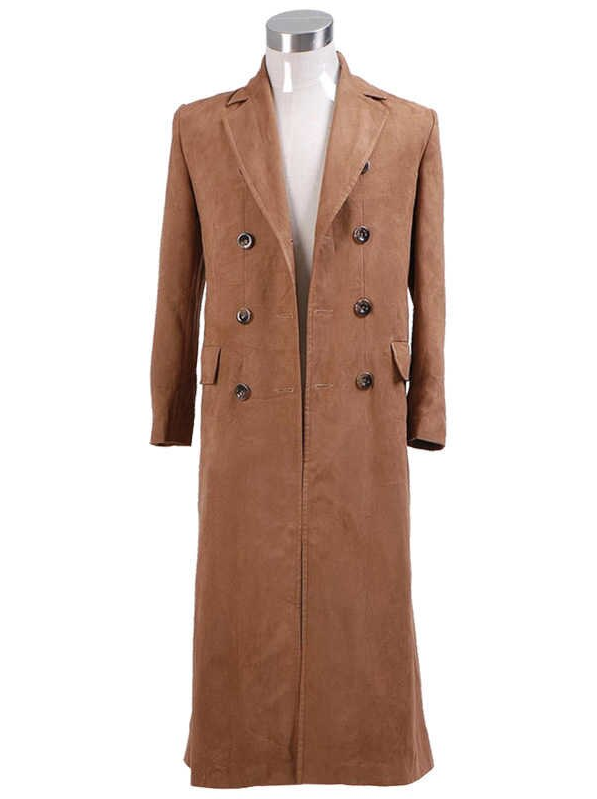 Tenth 10th Doctor Who Coat