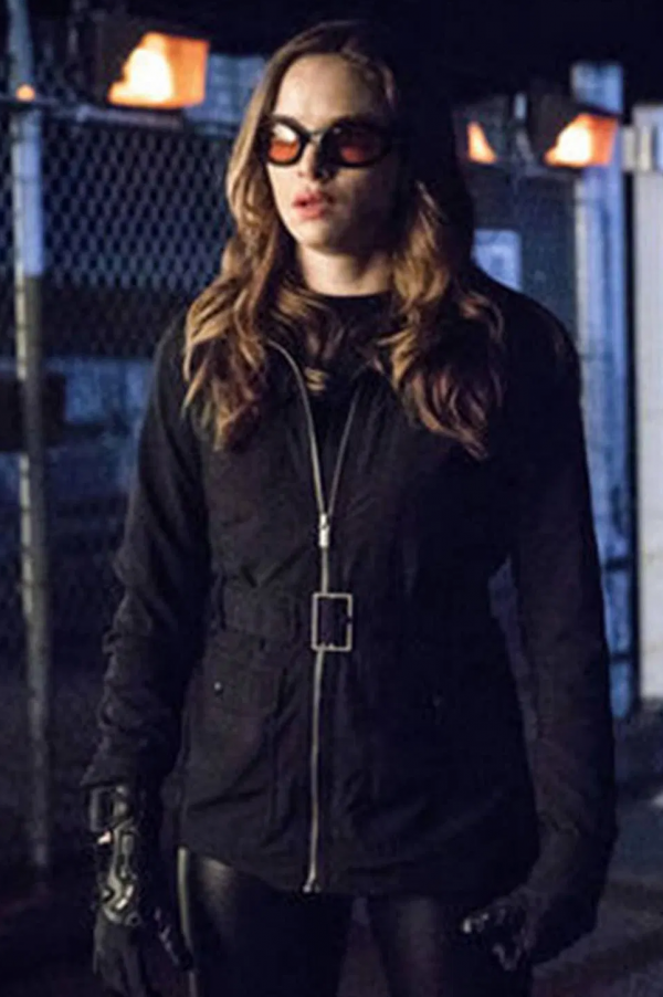 The Flash S05 Killer Frosts Black Jacket