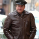 The Irishman Leather Blazer