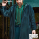 Victor Zsasz Leather Coat