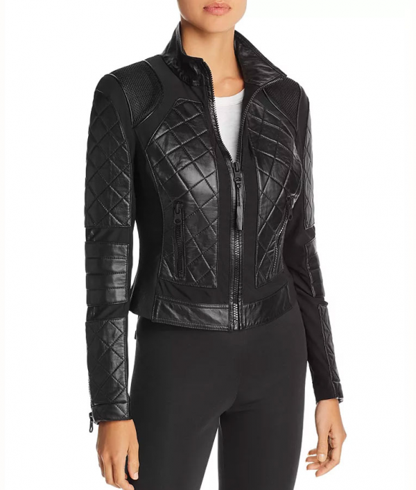 Westworld Season 3 Leather Jacket