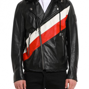 Zach Dempsey Leather Jacket