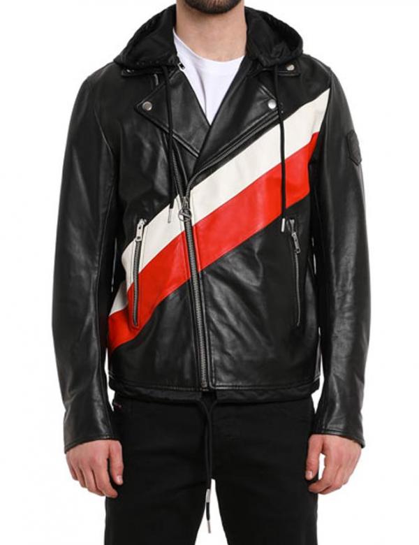 Zach Dempsey Leather Jacket