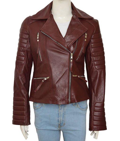 Brooklyn Nine-Nine Detective Rosa Diaz Leather Jacket