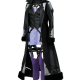 Code Vein Mia Karnstein Leather Coat