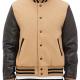 Golden Bear Letterman Jacket