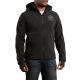 Harley Davidson Cross Roads Black Leather Jacket