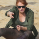 Jurassic World Claire Dearing Green Jacket