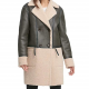 Legends Of Tomorrow Tomaz Shearling Coat