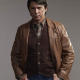 Longmire Henry Standing Bear Leather Blazer