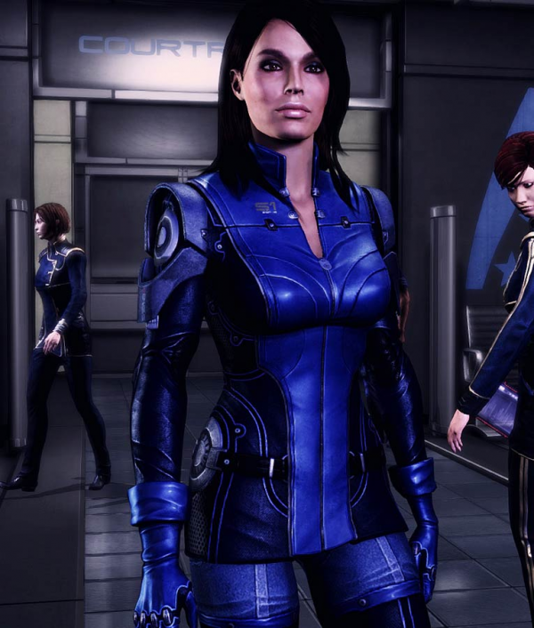 Mass Effect 3 Ashley Williams Jacket