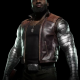 Mortal Kombat 11 Jax Leather Vest