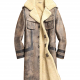 Sheepskin Shearling Leather Jacket