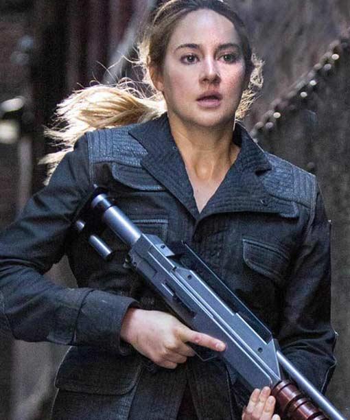 Tris Divergents Shailene Woodley Jacket