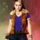 Zombies 2 Wynters Leather Vest