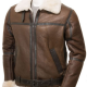 Band Of Brothers Herbert M. Sobel Leather Jacket